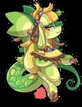 #21 Orm - Green Mamba