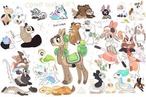 Doodles - My Companions