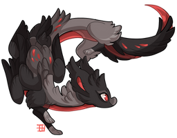 #931 Terradragon - Hooded Crow