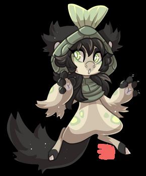#4766 Bagbean - Phouka [DTA - Mutation Mayhem]