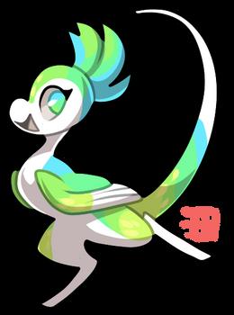 [ARPG] Neon - Riceraptor form