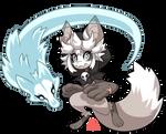 #923 Fornlee - Ghost Fox [Resale]