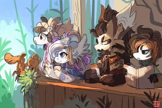 [ARPG] Royal Coffee Break
