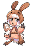 #298 Foolee - Bunny