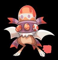 #660 Bavom - Count Egg
