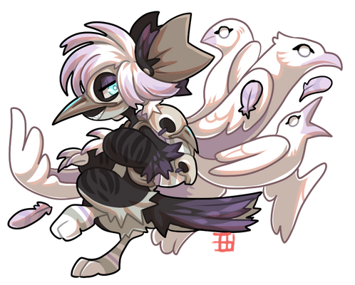 #28 Orm - Crow