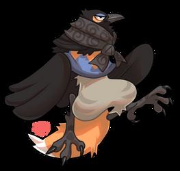 #661 Bavom - Crow