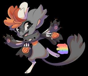 #4983 Fauna BB - Rufous-throated Dipper