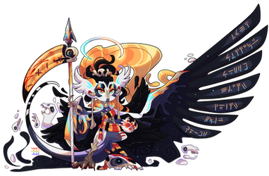 #4999 Mythical BB - Angel of Death [AUCTION]