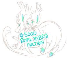 #5000 Custom Bagbean hybrid [AUCTION]