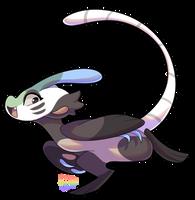 #115 Pararamus - Raptor