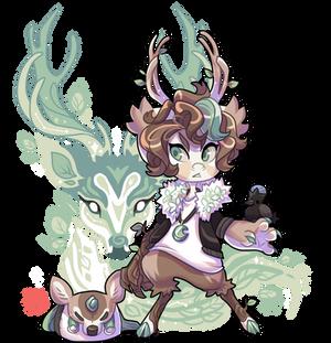 #5082 Fauna BB - Mule Deer