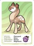 GIC - Griffian Info Card - Mesa [Uncommon]