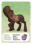 GIC - Griffian Info Card - Blaze [Common]