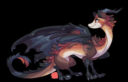 Snuffen Dragon Redraw