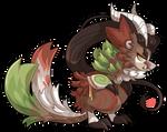 #29 Fire Orm - Beast [AUCTION]