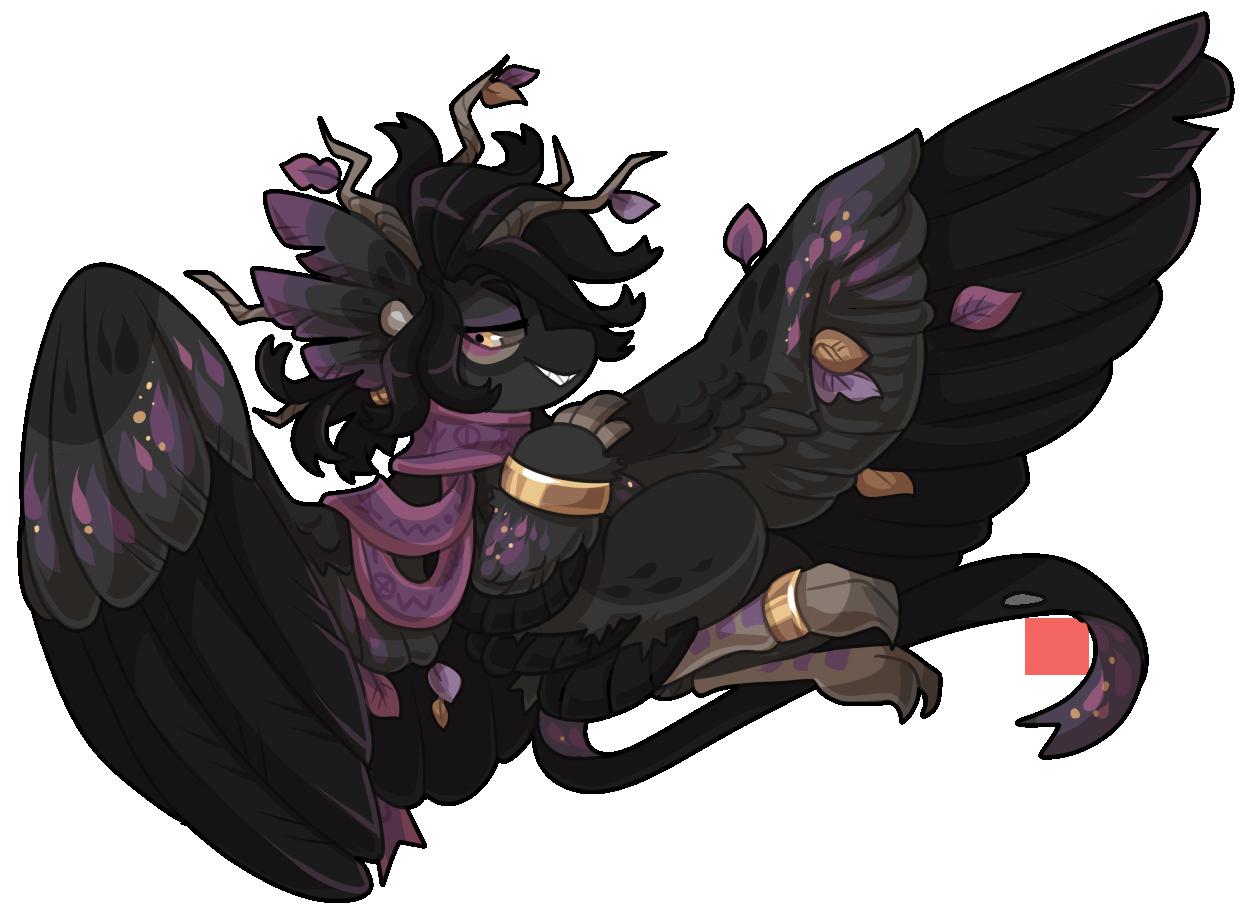 #36 Air Orm - Black [AUCTION]