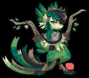 #38 Air Orm - Green [Auction]