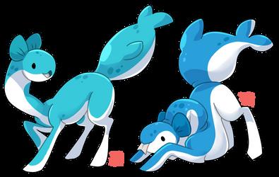 #26 - 27 Plesiopods - Shark Gummies