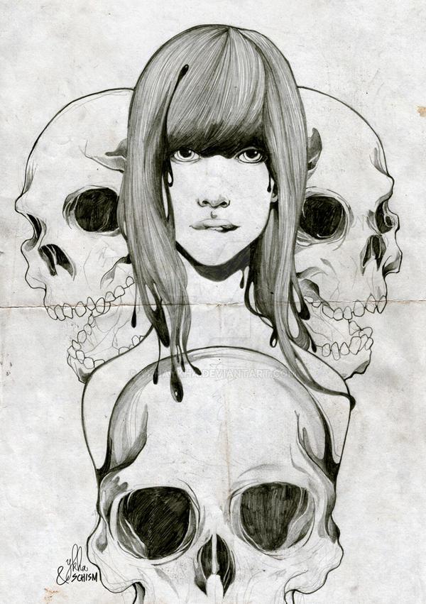 skully by ykhaykha