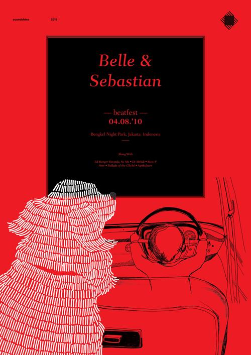 BELLE and SEBASTIAN by ykhaykha