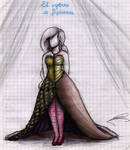 The Discord Dress.