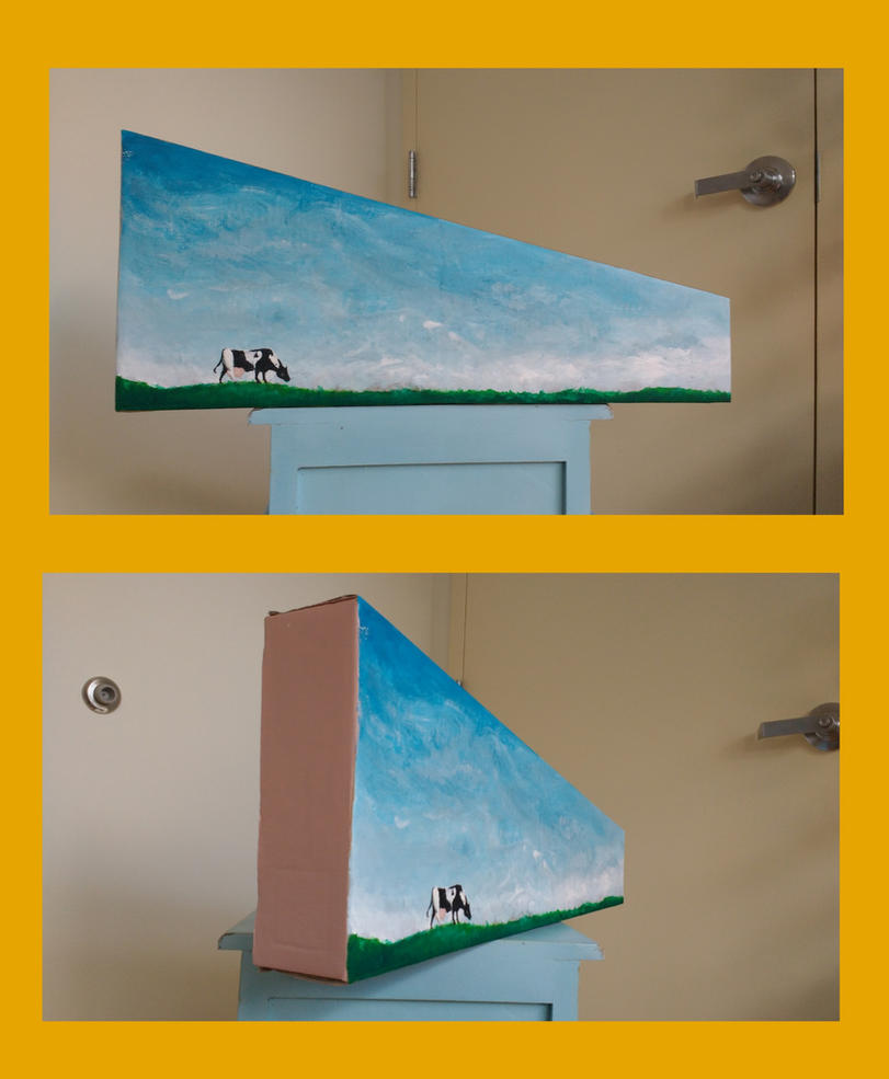 I painted a box by Riquis101
