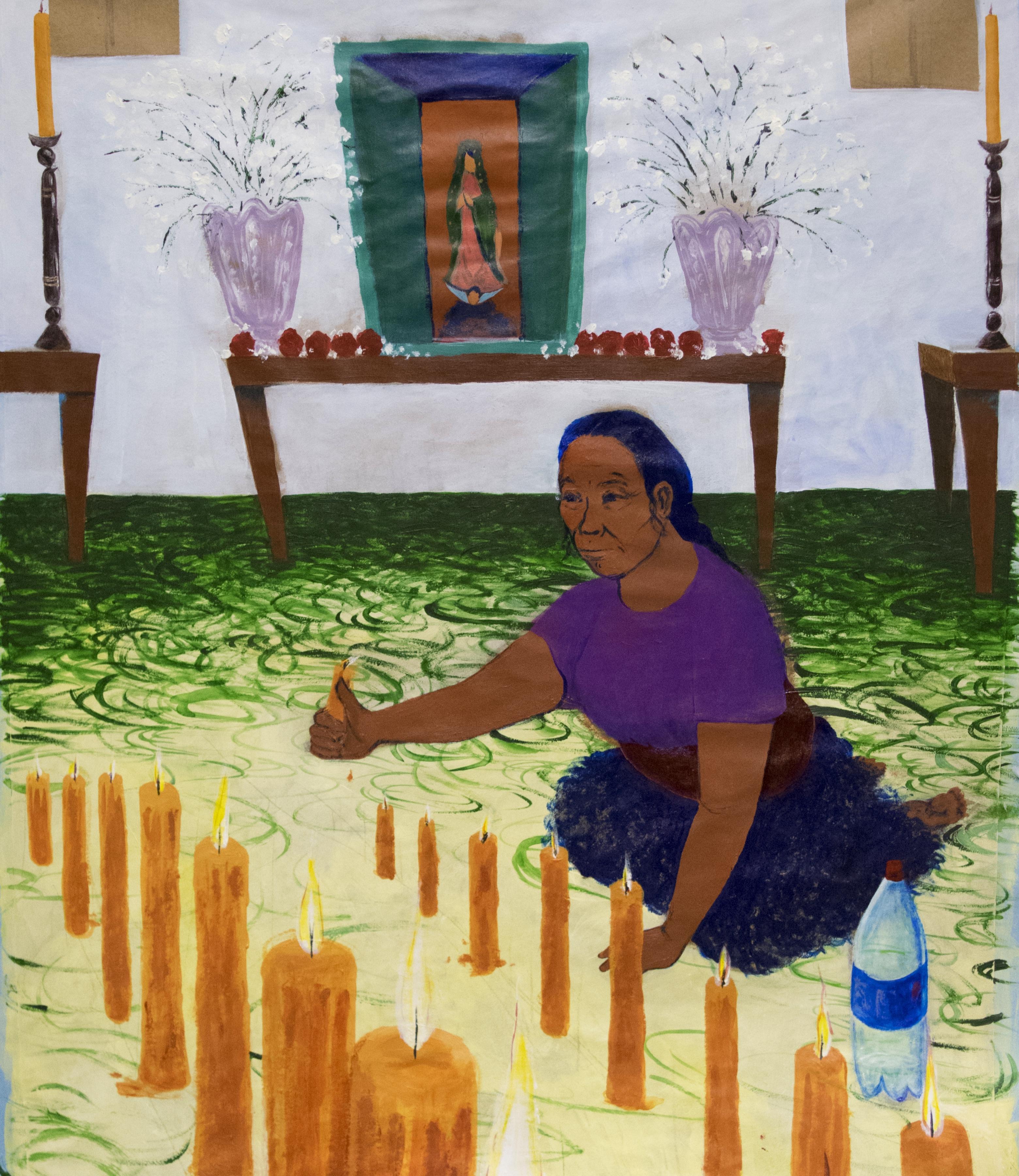 Chamula, Chiapas by Riquis101