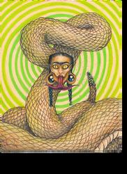 Sister Snake #1