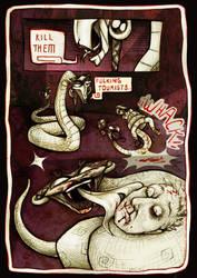 Sister Snakes 2/2