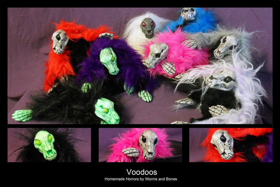 Power of Voodoo by WormsandBones