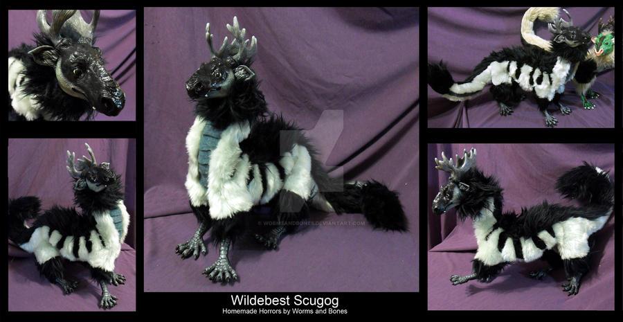 Wildebeest Scugog by WormsandBones