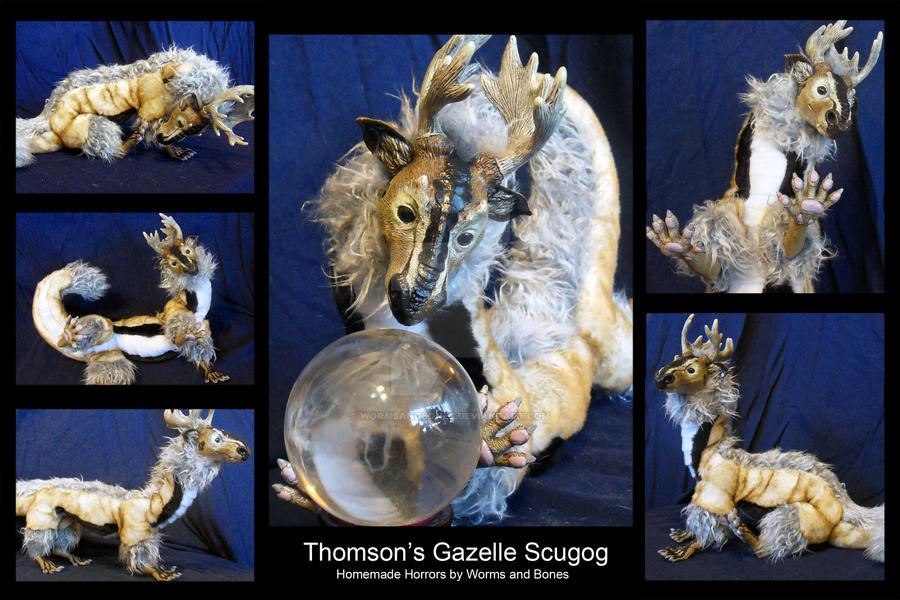 Thomson's Gazelle Scugog by WormsandBones