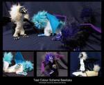 Basilisks - Colour Scheme Tests