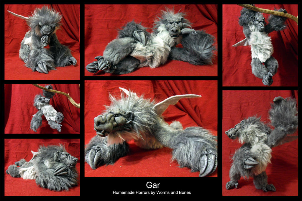 Gar by WormsandBones