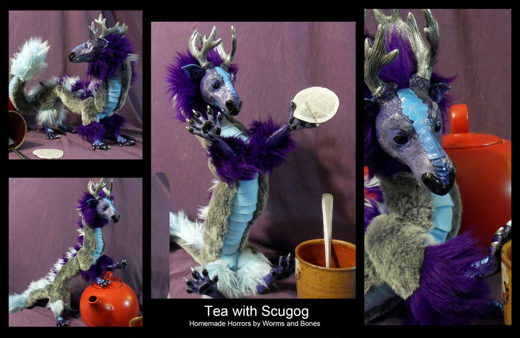 Tea with Scugog by WormsandBones