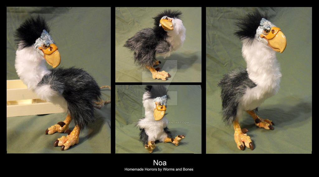 Noa by WormsandBones