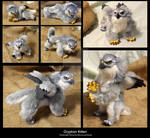 Gryphon Kitten