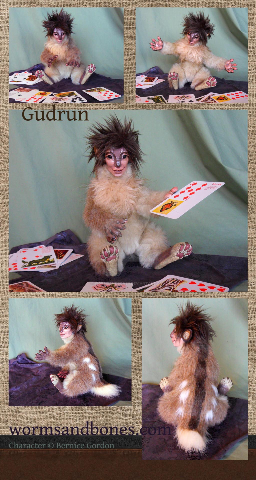 Commission: Gudrun