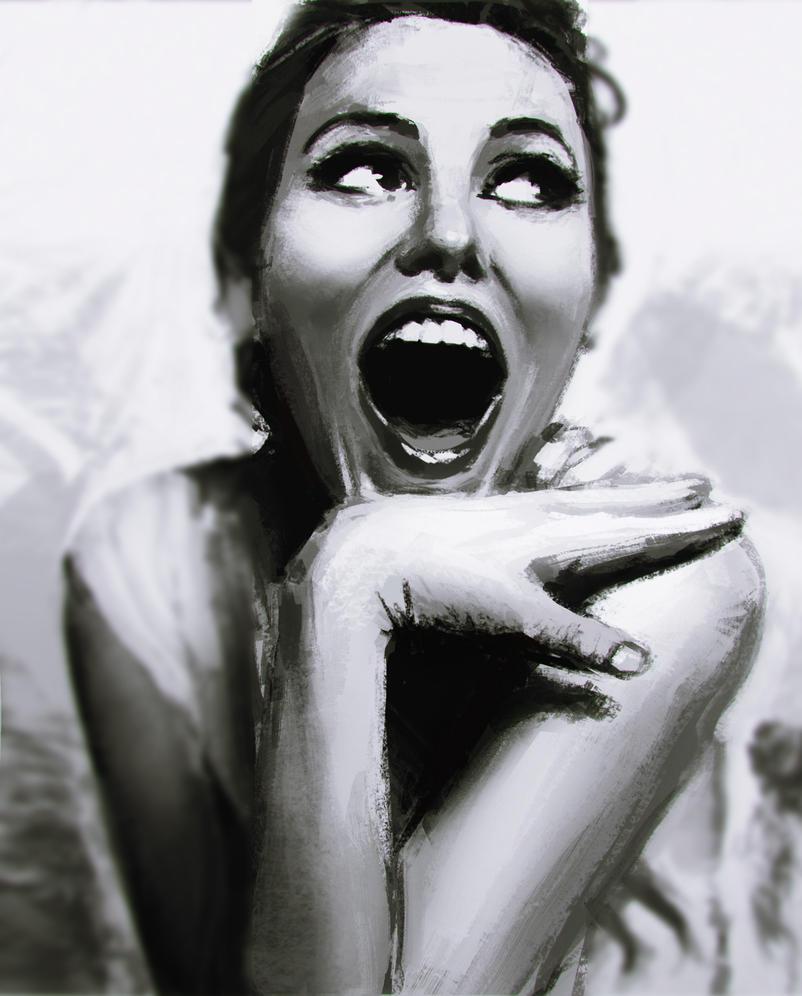 Scarlett Johansson by M-Junot
