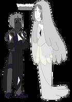Black and white orlov by Hoodies-Requiem