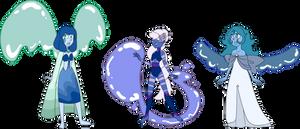 SU Lapis Lazuli Adopts (SOLD) by SmilesUpsideDown