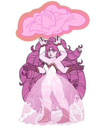 SU Mother Of Roses Quartz Adopt (SOLD) by SmilesUpsideDown