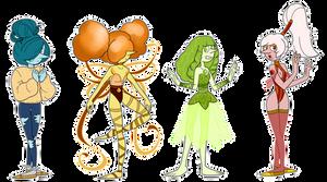SU Pearl Adopts (CLOSED)