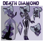 [SU] Death Diamond Adopt (CLOSED) by SmilesUpsideDown