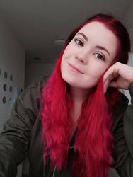 I dyed my hair again - I have no self control
