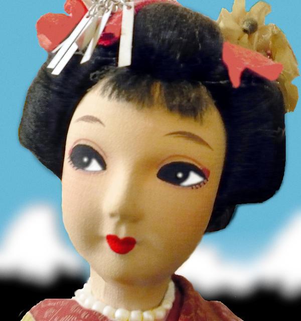 Japanese Girl 09 by lehsa