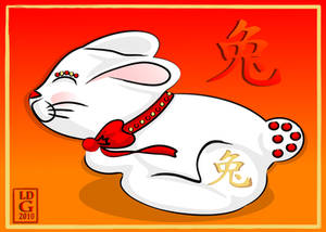 Year of the Rabbit Cute