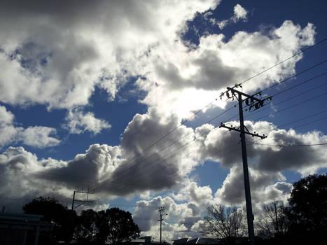 Clouds #4
