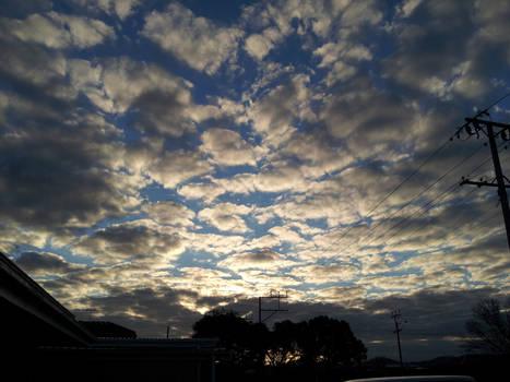 Clouds #5